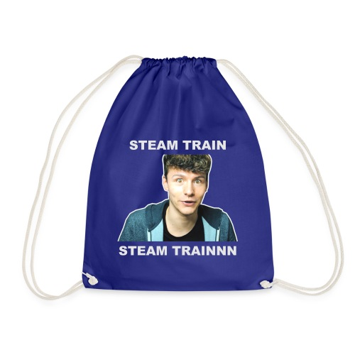 Mug: Stream Train - Drawstring Bag