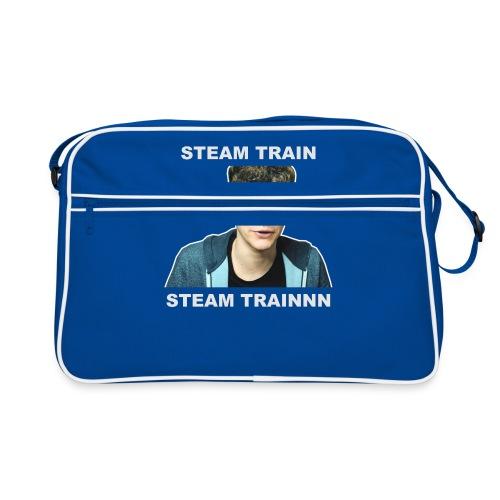 Mug: Stream Train - Retro Bag