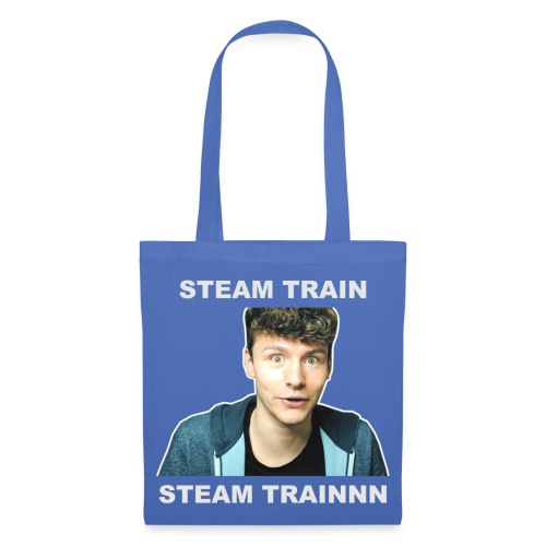 Mug: Stream Train - Tote Bag