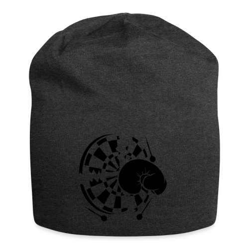 Dartscheibe Boxen Shirt - Jersey-Beanie