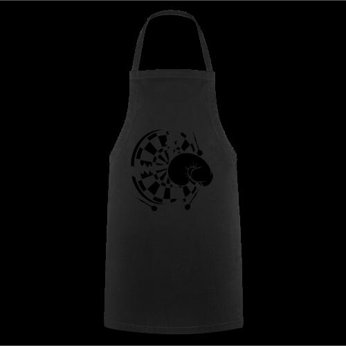 Dartscheibe Boxen Shirt - Kochschürze