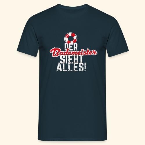 Bademeister T-Shirt - Männer T-Shirt