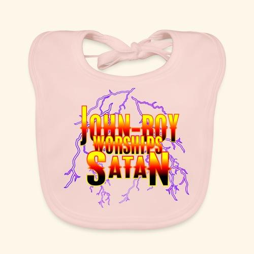 John-Boy - Baby Bio-Lätzchen