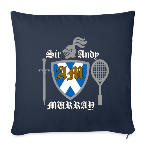 Sir Andy. Ladies T Shirt. Colour choice. - Sofa pillow cover 44 x 44 cm