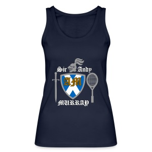 Sir Andy. Ladies T Shirt. Colour choice. - Women's Organic Tank Top by Stanley & Stella