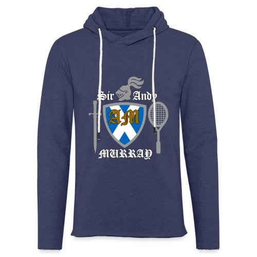 Sir Andy. Ladies T Shirt. Colour choice. - Light Unisex Sweatshirt Hoodie
