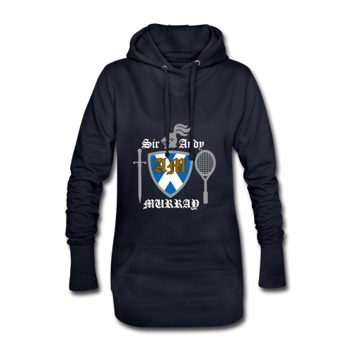 Sir Andy. Ladies T Shirt. Colour choice. - Hoodie Dress