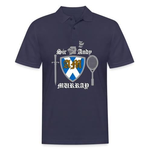 Sir Andy. Ladies T Shirt. Colour choice. - Men's Polo Shirt