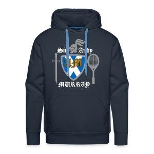 Sir Andy. Ladies T Shirt. Colour choice. - Men's Premium Hoodie