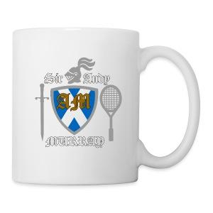 Sir Andy. Ladies T Shirt. Colour choice. - Mug