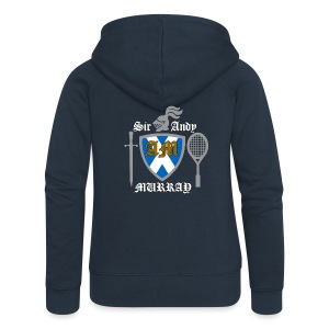 Sir Andy. Ladies T Shirt. Colour choice. - Women's Premium Hooded Jacket