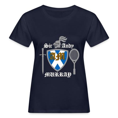 Sir Andy. Ladies T Shirt. Colour choice. - Women's Organic T-shirt
