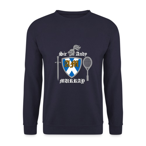 Sir Andy. Ladies T Shirt. Colour choice. - Men's Sweatshirt