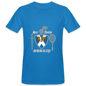 Sir Andy. Ladies T Shirt. Colour choice. - Men's Organic T-shirt