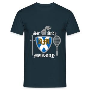 Sir Andy. Ladies T Shirt. Colour choice. - Men's T-Shirt