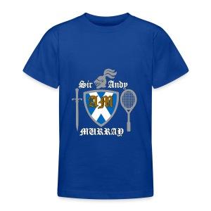 Sir Andy. Ladies T Shirt. Colour choice. - Teenage T-shirt