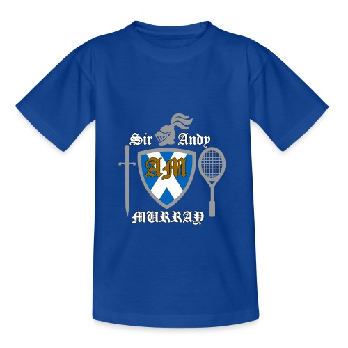 Sir Andy. Ladies T Shirt. Colour choice. - Teenage T-shirt