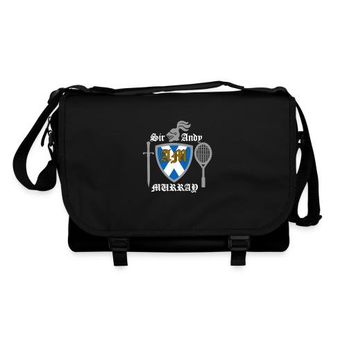 Sir Andy. Ladies T Shirt. Colour choice. - Shoulder Bag