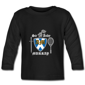 Sir Andy. Ladies T Shirt. Colour choice. - Baby Long Sleeve T-Shirt
