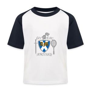 Sir Andy. Ladies T Shirt. Colour choice. - Kids' Baseball T-Shirt