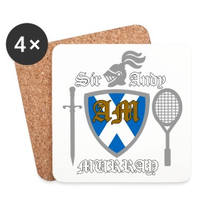 Sir Andy. Ladies T Shirt. Colour choice. - Coasters (set of 4)