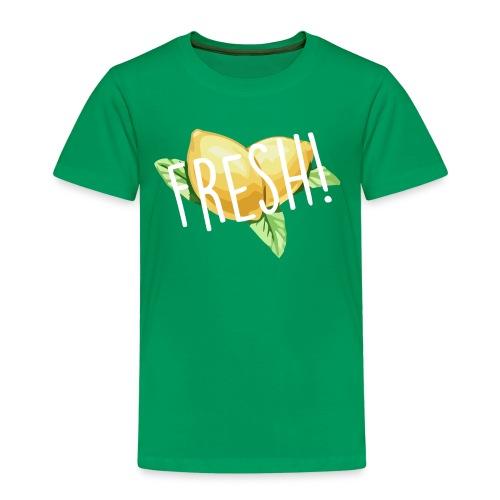 Lemon-Shirt - Kinder Premium T-Shirt