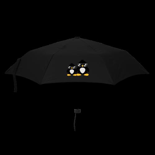 Pinguin Papa & Sohn - Regenschirm (klein)