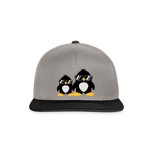 Pinguin Papa & Sohn - Snapback Cap