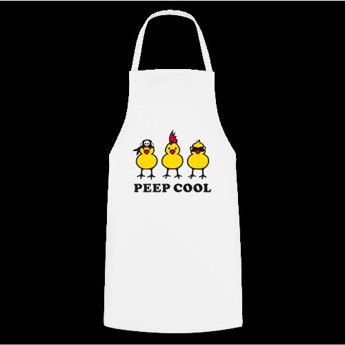 Drei coole Küken - Kochschürze