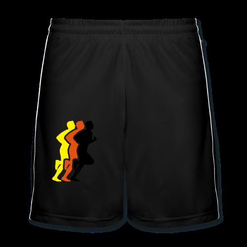Running Men Deutschland - Männer Fußball-Shorts
