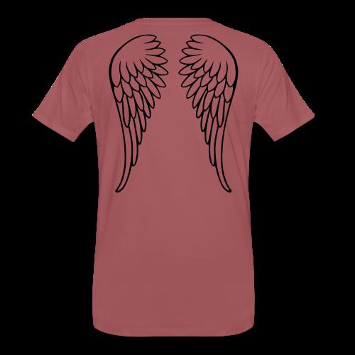 Flügel - Männer Premium T-Shirt