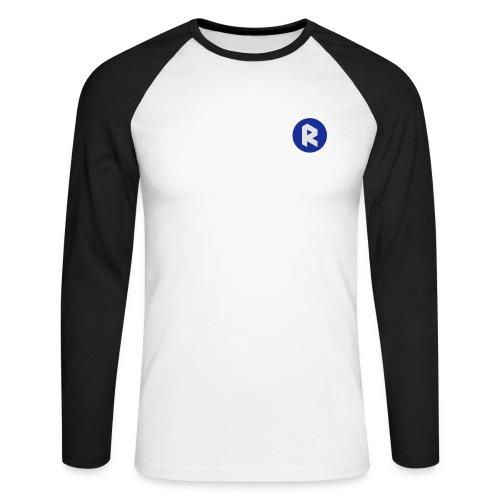 Womens Fleece Double Sided - Men's Long Sleeve Baseball T-Shirt