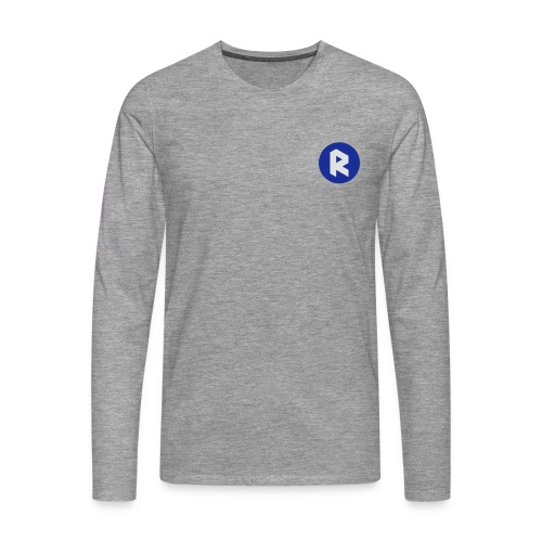 Womens Fleece Double Sided - Men's Premium Longsleeve Shirt