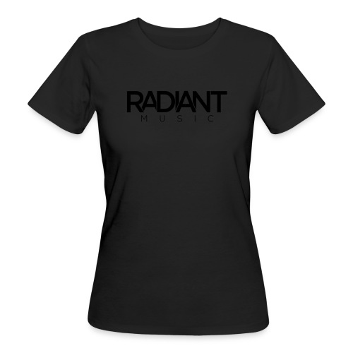 Baseball Cap - Dark  - Women's Organic T-Shirt