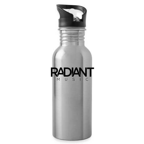 Baseball Cap - Dark  - Water Bottle