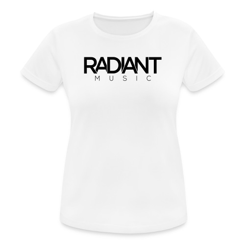 Baseball Cap - Dark  - Women's Breathable T-Shirt
