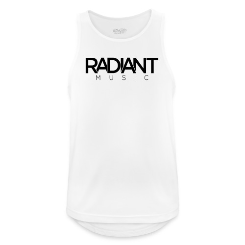 Baseball Cap - Dark  - Men's Breathable Tank Top