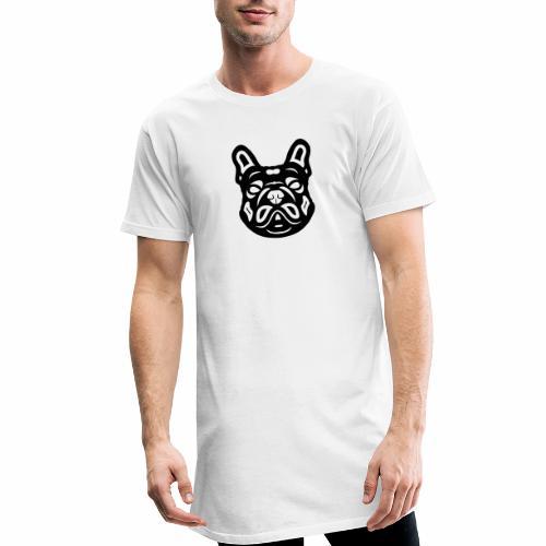 French Bulldog Françis - Männer Urban Longshirt