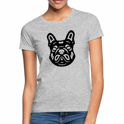 French Bulldog Françis - Frauen T-Shirt
