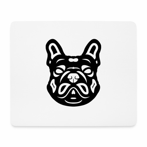 French Bulldog Françis - Mousepad (Querformat)