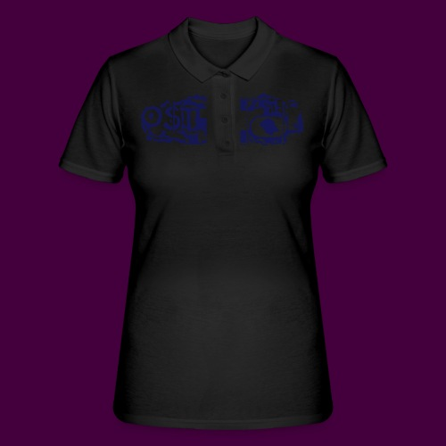Osttirol LOGO SHIRT - Frauen Polo Shirt