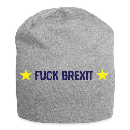 Fuck Brexit - Jersey Beanie