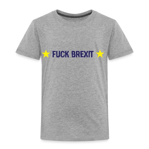 Fuck Brexit - Kids' Premium T-Shirt