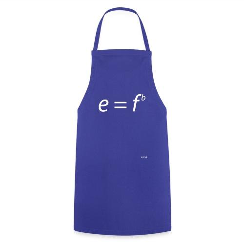 Einstein for musicians - Delantal de cocina