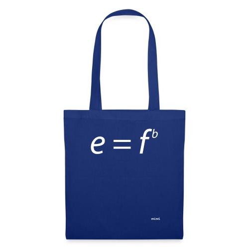 Einstein for musicians - Bolsa de tela