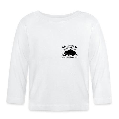 Dachskamm Trucker - Baby Langarmshirt