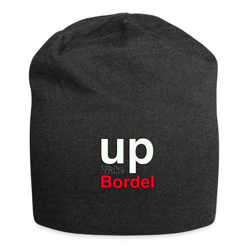 Wake UpBordel. - Bonnet en jersey