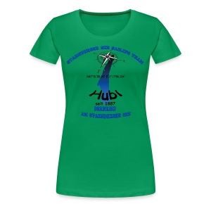 Starnberger See Sailing Team blau - Frauen Premium T-Shirt