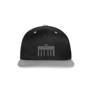 Brandenburg Gate in Berlin 2 Bags & Backpacks - Contrast Snapback Cap