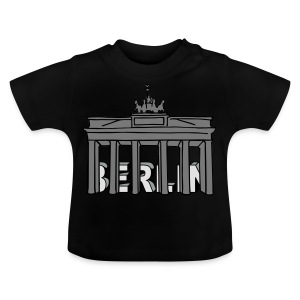 Brandenburg Gate in Berlin 2 Long Sleeve Shirts - Baby T-Shirt